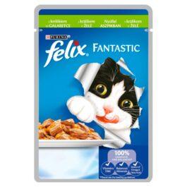 Karma dla kota Felix fantastic z królikiem w galaretce 85g Nestle Purina