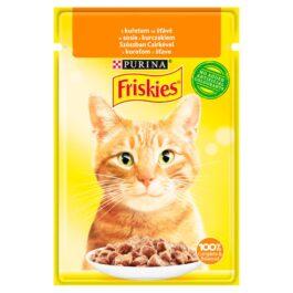 Karma dla kota Friskies kurczak 85g Nestle Purina