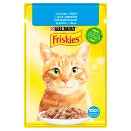 Karma dla kota Friskies z łososiem 85g Nestle Purina