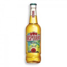 Piwo Desperados 6% mojito butelka bzw 400ml Żywiec