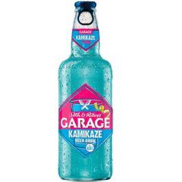 Piwo Garage 4,6% kamikaze butelka bzw 400ml Carlsberg