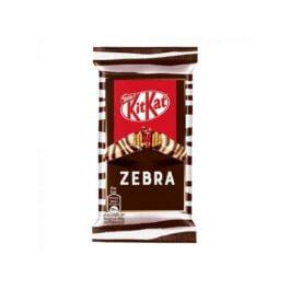Baton kit kat zebra dark&white 41,5g Nestle