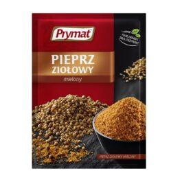 Pieprz ziołowy mielony 20g Prymat