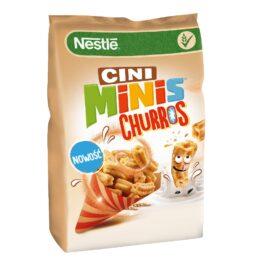 Płatki śniadaniowe Nestle Cini Minis Churros 210g Toruń Pacific