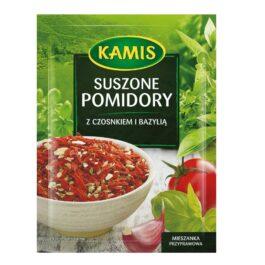 Przyprawa suszone pomidory z czosnkiem i bazylią 15g Kamis