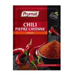 Przyprawa Chili pieprz cayenne mielona 15g Prymat