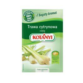 Przyprawa trawa cytrynowa cięta 15g Kotanyi