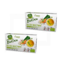 Bulion warzywny BioOaza 66g Organic