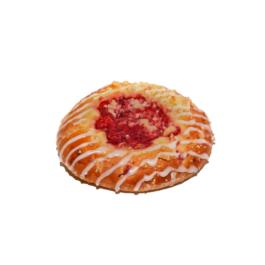 Bułka słodka z truskawkami 90g Społem PSS