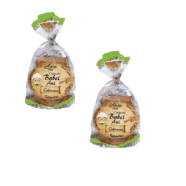 Ciasteczka orkiszowe naturalne bez cukru 100g Ania