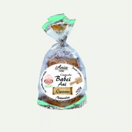 Ciasteczka babci ani owsiane naturalne bez cukru 150g Ania