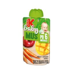 Mus Kubuś baby jabłko/marchew/mango 100g Maspex
