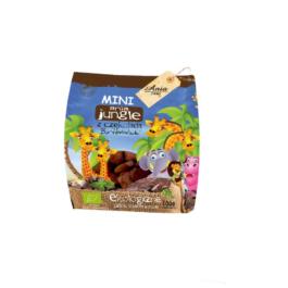 Herbatniki bio jungle w czekoladzie 100g Ania
