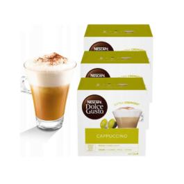 Kawa Nescafe Dolce Gusto Cappuccino w kapsułkach 16szt 186,4g Nestle
