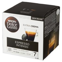 Kawa Nescafe Dolce Gusto Espresso Intenso w kapsułkach 16szt 112g Nestle