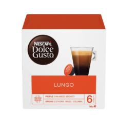 Kawa Nescafe Dolce Gusto Lungo w kapsułkach 16szt 104g Nestle