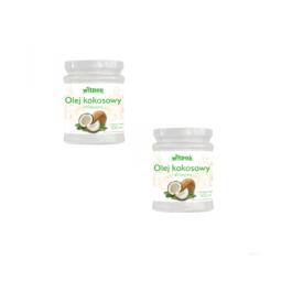 Olej kokosowy rafinowany 500ml Witpak