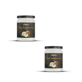 Olej kokosowy nierafinowany virgin 500ml Witpak