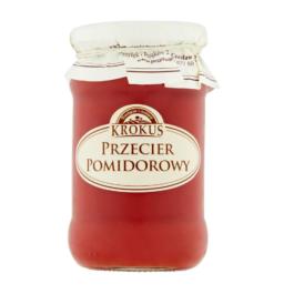 Przecier pomidorowy 340ml Krokus