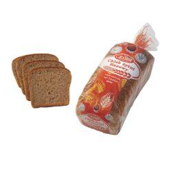 Chleb gatunkowy żytni razowy 500g Społem PSS