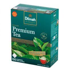 Herbata ekspresowa Dilmah premium ceylon 100szt. Gourmet Foods