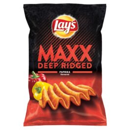 Chipsy Lay's Maxx o smaku papryki 130g Frito Lay