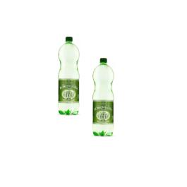 Woda mineralna lekko gazowana Buskowianka 1,5l Uzdrowisko Busko-Zdrój