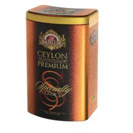 Herbata liściasta czarna Ceylon Orange Pekoe puszka 100g Tea Brothers