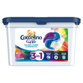 Kapsułki do prania Coccolino Care color 18szt Unilever