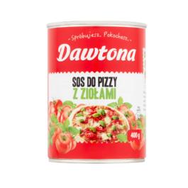 Sos do pizzy z ziołami 400g Dawtona