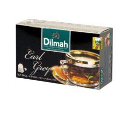Herbata ekspresowa Dilmah earl grey 20szt. Gourmet Foods