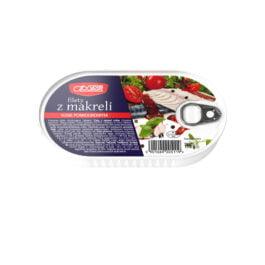 Filety z makreli w sosie pomidorowym 170g MW Społem