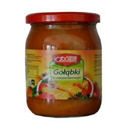 Gołąbki w sosie pomidorowym 500g MW Społem