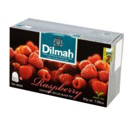 Herbata ekspresowa Dilmah z aromatem maliny 20szt. Gourmet Foods