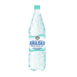 Woda mineralna Jurajska lekko gazowana 1,5l Jurajska S.A.