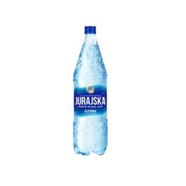 Woda mineralna Jurajska gazowana 1,5l Jurajska S.A.