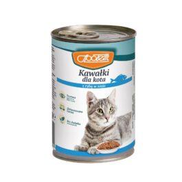 Karma dla kota ryba w sosie 410g MW Społem