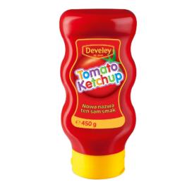 Ketchup łagodny Tomato 450g Develey