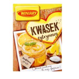 Kwasek cytrynowy Winiary 50g Nestle