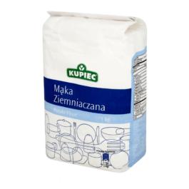 Mąka ziemniaczana 1kg Kupiec