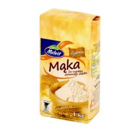 Mąka żytnia do wypieku chleba 1kg Melvit