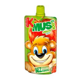 Mus Kubuś 100% jabłko/banan 100g Maspex