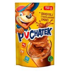 Napój kakaowy rozpuszczalny Puchatek 150g Maspex
