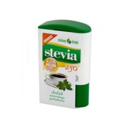 Słodzik Stevia 250 tabletek Zielony Listek