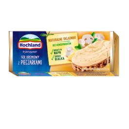 Ser topiony z pieczarkami kremowy 90g Hochland