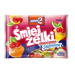 Żelki Śmiejżelki owocowo-jogurtowe Nimm2 100g Storck