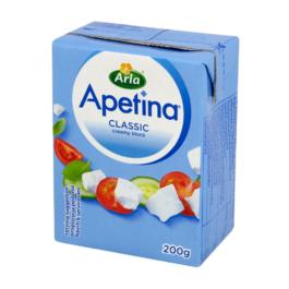 Ser biały typu śródziemnomorskiego Arla Apetina Classic 200g  Arla