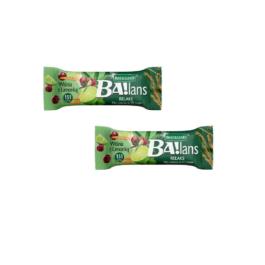 Baton Ba!lans relaks wiśnia z limonką 38g Bakalland