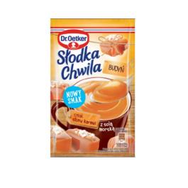 Budyń Słodka chwila słony karmel 43g Dr.Oetker