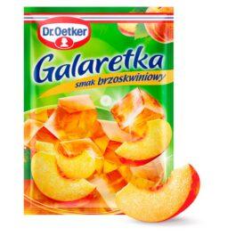 Galaretka brzoskwiniowa 77g Dr.Oetker